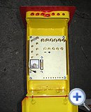 контрольно-измерительный пункт КВК n-m Тст с блоком защиты от коррозии БЗК 10/20-ВУ